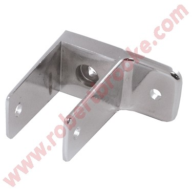 Toilet Partition Wall Bracket Cast Also Known As One Ear - Bathroom partition brackets