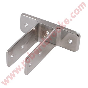 Toilet Partition Bracket Stamped Is A Urinal Screen Bracket - Bathroom partition brackets